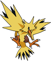 145 - Zapdos by Tails19950
