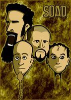 SOAD by rbfortes