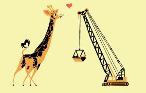 http://th03.deviantart.net/fs70/300W/i/2010/053/8/9/Giraffe_Loves_Crane_Shirt_by_Pocketowl.jpg