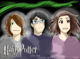 HARRY POTTER - The Unstoppable Trio [UPDATE] by ZolaLink