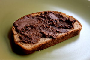 Chocolate Almond Butter by PoptartsAreSexyy