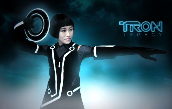 TRON LEGACY: QUORRA 2 by alita-b-angel