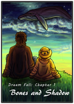 Chapter 1 Dreamfall Cover by saphariadragon