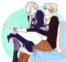 APH - Brother complex by skitsoneito