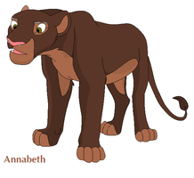 Annabeth ~ Female Breedable by Foreverloved525