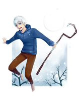 Jack Frost by KuroCyou
