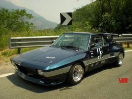 Fiat x1/9 Dallara '75 by franco-roccia