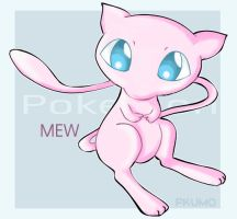 SketchRequest04- mew by pkumo