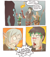 Dragon Age 2 ''A Mage's Plight'' by RandomFellow