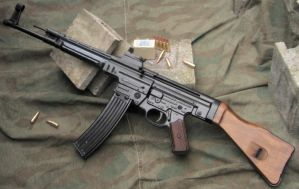 Stg44 by Lucan1714
