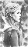 Rebekah like a Princess (The Vampire Diaries) by ~X-TeO-X