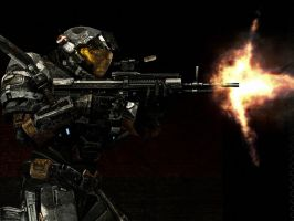Halo Reach: Anger by purpledragon104