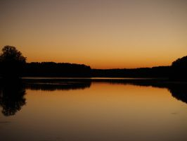 Cheatham Road Sunset 002 by wulfdragyn