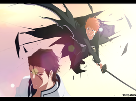 Bleach 387: Untitled by TheSaigo