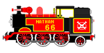The Improved Nathan The Firestorm Engine by SMDXSeries