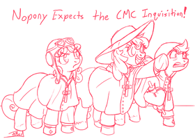 CMC Inquisition by Prism-S