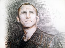 Ninth Doctor by filmshirley