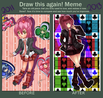 Before and After meme 2. by ka-rael