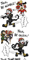 Jack, Be Nimble! by SYangLau