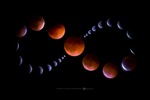 Lunar Eclipse April 2014 by SomaKun