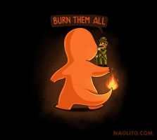 Burn Them All by Naolito
