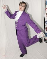 Austin Powers Cosplay 2 by KyleMarsh