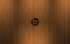 Dr Dre Beats Wood Logo by thales-img