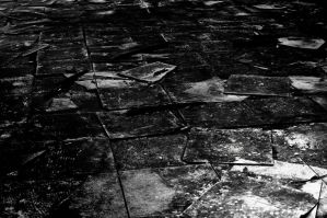 Broken Tiles by JoseAvilaPhotography