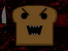 Toast Emotion: Evil by SUBWAYJAROD