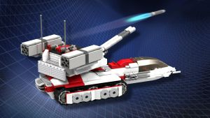 KH-63 Vampyre - Mobile Artillery Rear by SWAT-Strachan