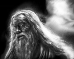 Dumbledore by BustedFluxcapacitor