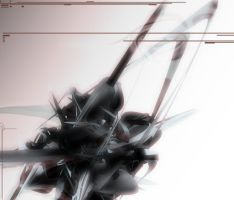 3d Wallpaper Abstract by humanwurm