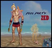 Pool Party ZED by iBralui