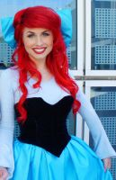 Ariel Little Mermaid Dress 4 by trueenchantment