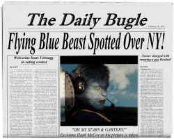 Daily Bugle 02-2011 by Beast72