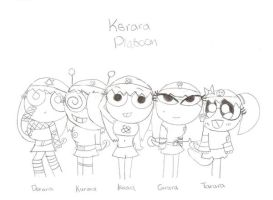 The Kerara Platoon XDDD by LiftyShiftyLover