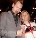 Ben Templesmith and I by SiriuslyBright33