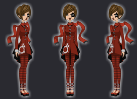 ourWorld Outfits: Halloween Event Items 2013 by jovanal
