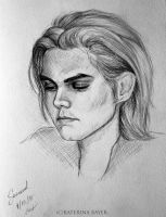 Gerard Way by KaterinaBayer