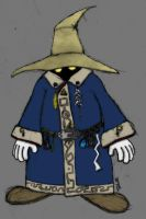 Black Mage MkII by cheesehound