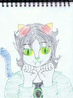 Nepeta by Angie-Andrea