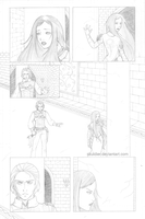 Order of Ecclesia: Page 1 by Skuldier