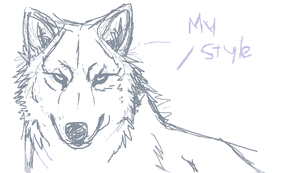 my style by TheMysticWolf