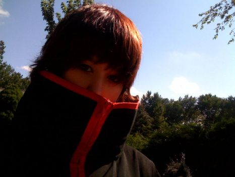 Cosplay Sasori by Dannapuppetry
