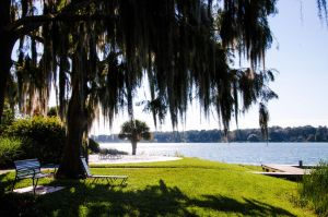 Rollins College in Winter Park, relaxation by Lyth-o