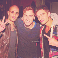 +Display Max Kendall and Tom 2 by alwaysbemybtr