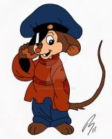 Fievel Mousekewitz by F4TH0M