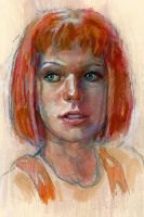 Leeloo by tdylan