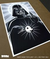 Darth Vader Sith Lord Special Edition 1 of 1 by DoomCMYK
