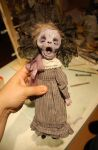 baby mummy by Woodedwoods